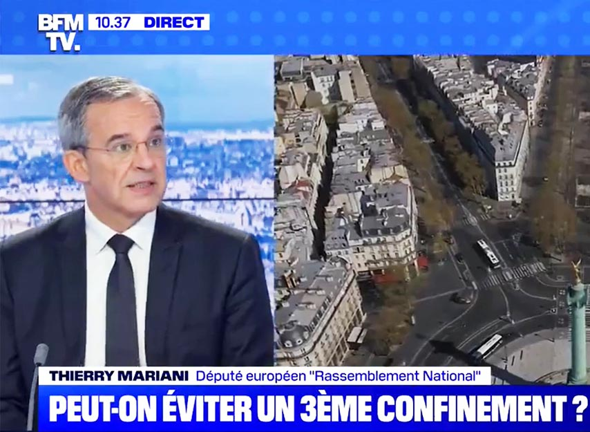 Thierry Mariani - BFMTV