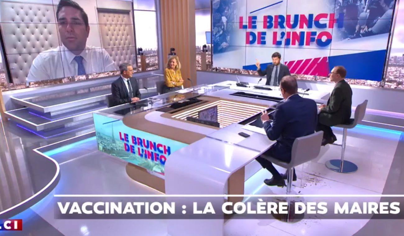 Thierry mariani - Le brunch de l'info