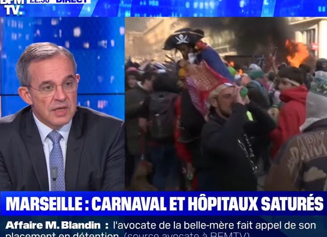 Thierry Mariani - BFMTV