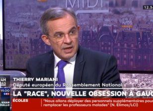 Thierry Mariani - Lci - 29-03-2021