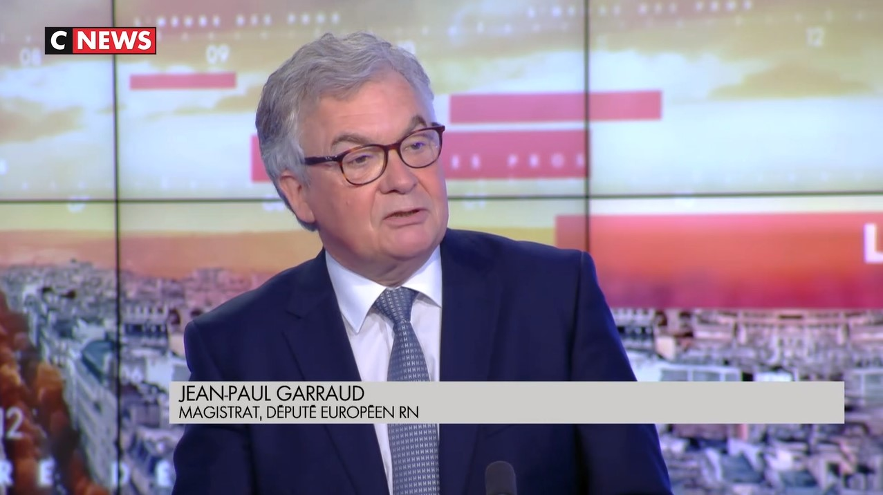 Jean-Paul-Garraud - CNEWS
